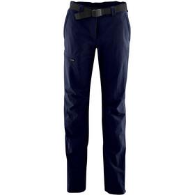 Maier Sports Inara Slim Pantaloni Donna, blu